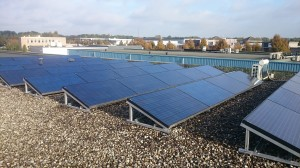 Zonnepanelen van Pebble Green Systems