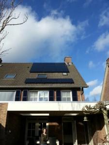 15 ZN Shine 250 WP Mono panelen + KLNE Solartec omvormer