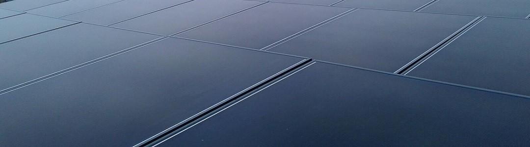Solar Frontier panelen