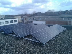 SunPower panelen Tilburg