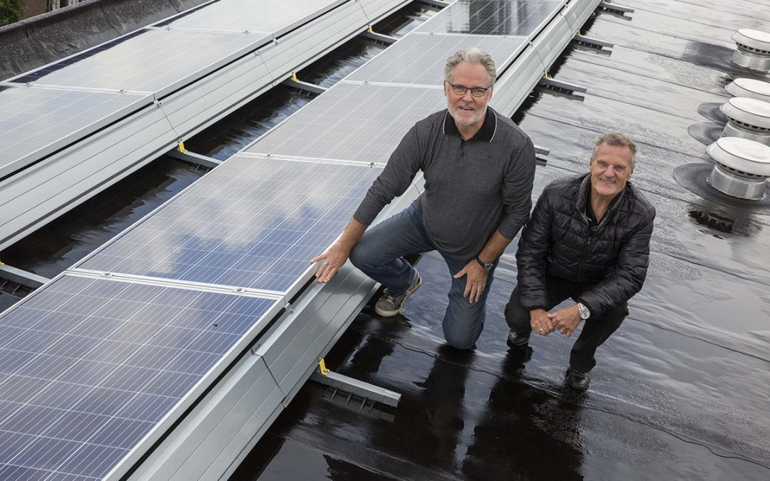Pebble Green Systems helpt TICOhuis met verduurzamen