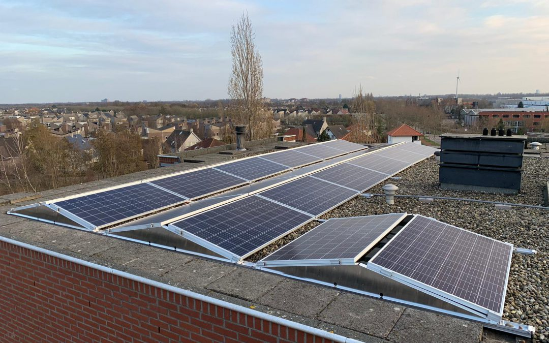 Zonnepanelen VvE 's-Hertogenbosch