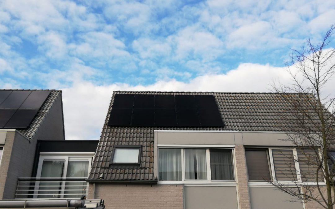 Uitbreiding bestaande installatie Breda
