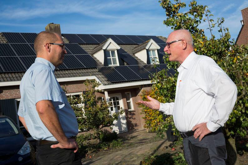 Dierenkliniek in Etten-Leur met 42 SunPower MAX3 400Wp zonnepanelen