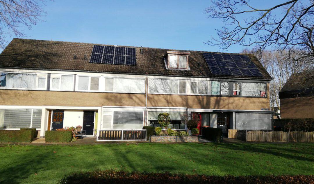 Pebble Green Systems SunPower Zwijndrecht zonnepaneel