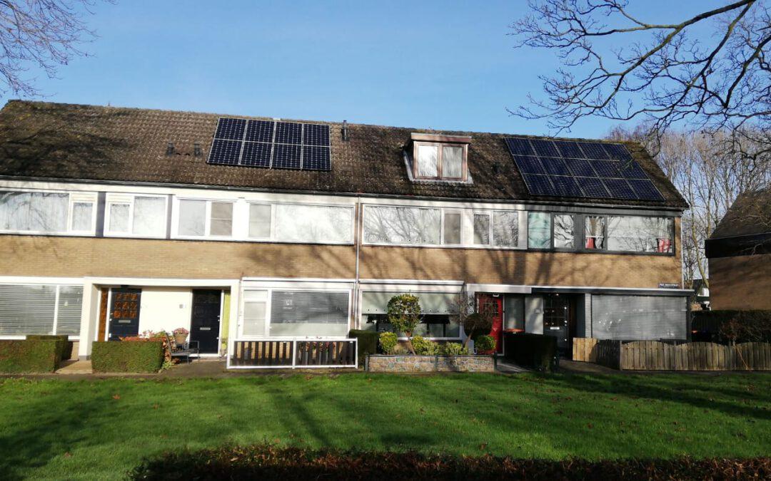 Installatie zonnepanelen Zwijndrecht