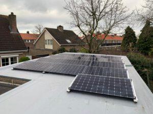 Pebble Green Systems SunPower Oosterhout zonnepaneel