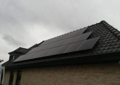 Installatie zonnepanelen Sint Willebrord