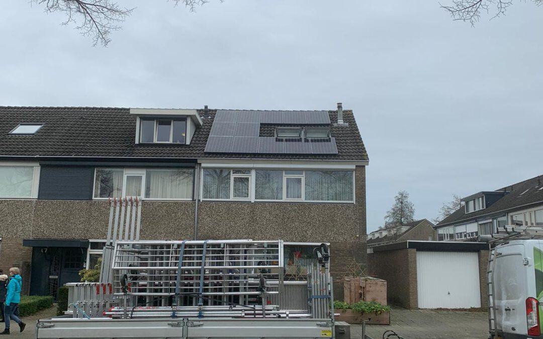 Installatie zonnepanelen Ooosterhout