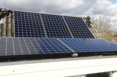 Installatie zonnepanelen Gilze