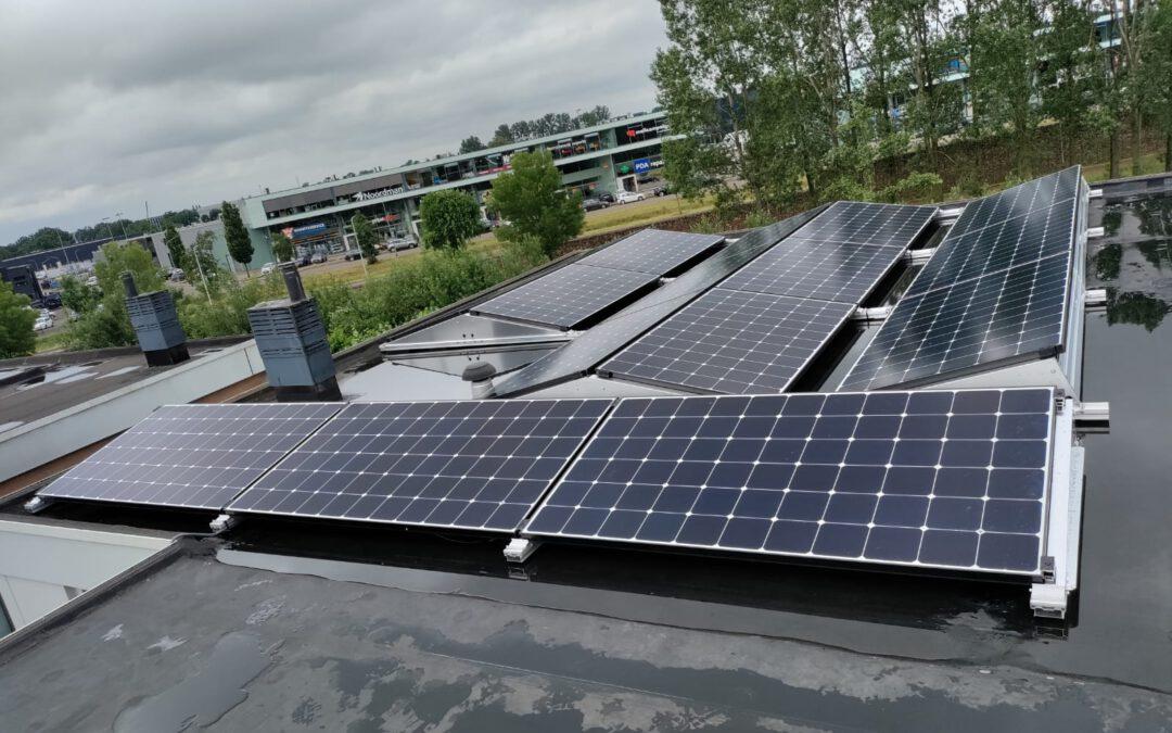 Installatie zonnepanelen Breda