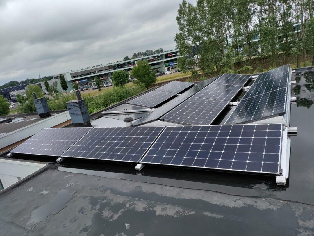 Project Breda SunPower zonnepanelen