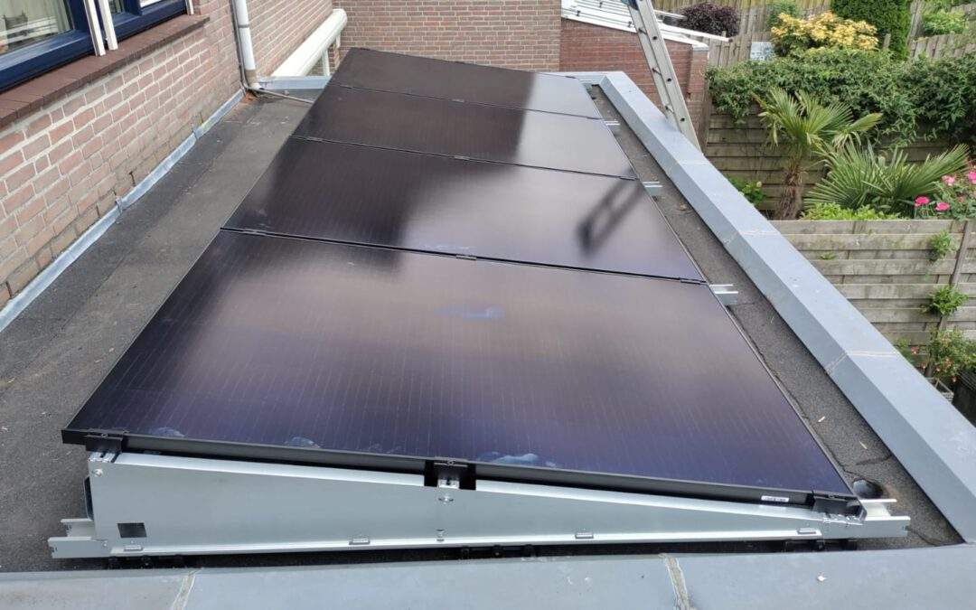 Installatie zonnepanelen Hillegom
