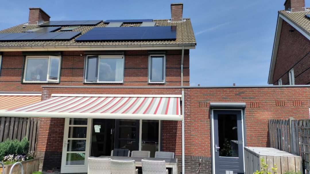 Project Hoogerheide zonnepanelen