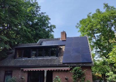 Installatie zonnepanelen Prinsenbeek