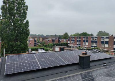 Installatie zonnepanelen Zevenbergen