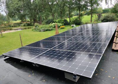 Installatie zonnepanelen Molenschot